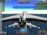 Kerbal Space Program (KSP). Огромный космолет. Huge space plane