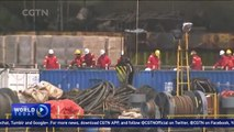 Sewol ferry salvage operation enters final phase