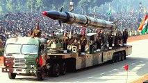 Agni-II Missile _ India Test Fires Medium Range Nuclear Capable Agni-II Missile _