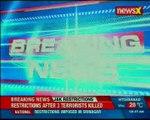 Jammu & Kashmir : Anantnag Encounter, 3 Militants gunned down by security forces
