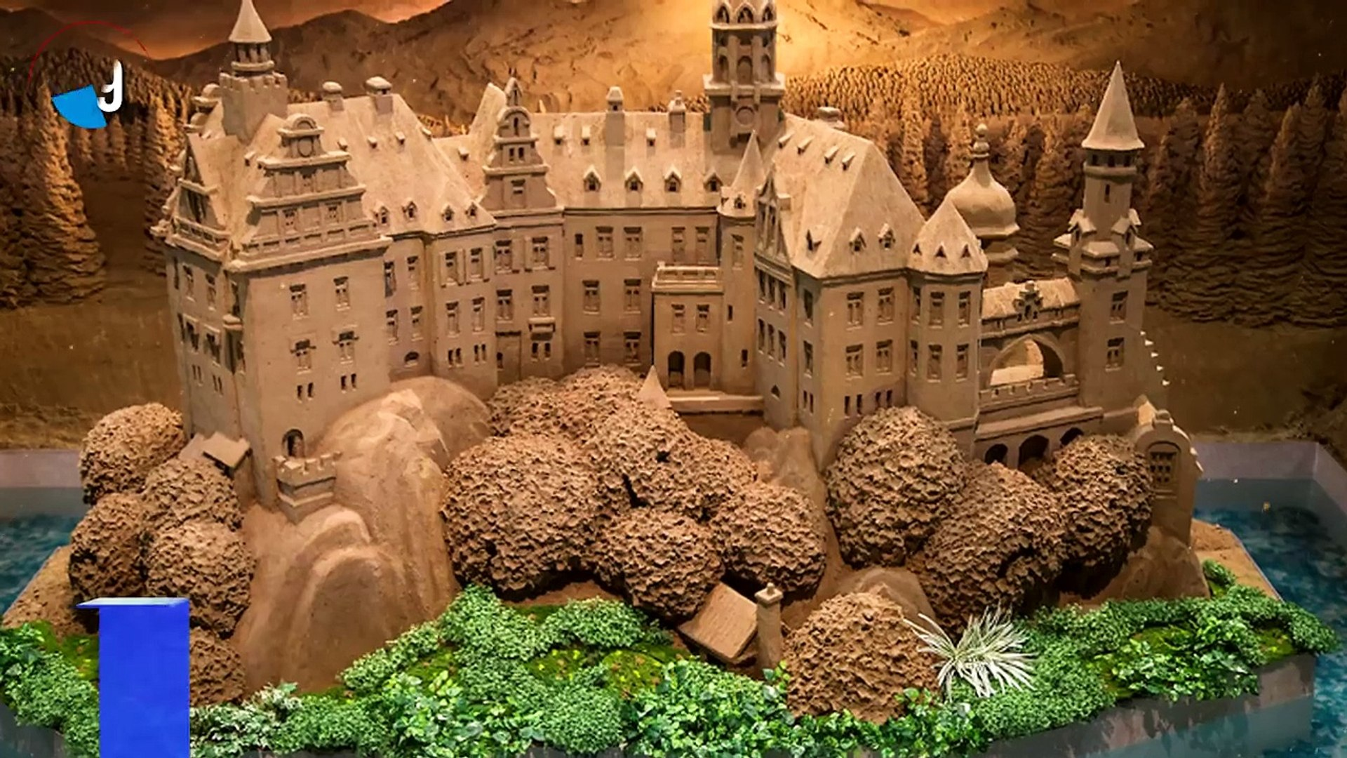30 Unbelievable Sand Sculptures