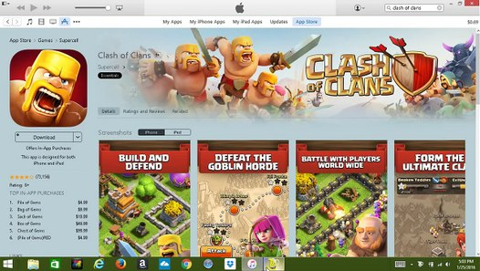 How To get onto a Clash of Clans Private Server on IOS no jailbreak 2016