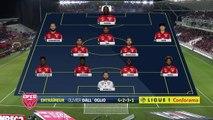 Dijon FCO - Amiens SC (1-1) - Résumé