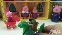 Y Aventuras El Sir Pig Dragón De Princesa Peppa George eCBrWxod