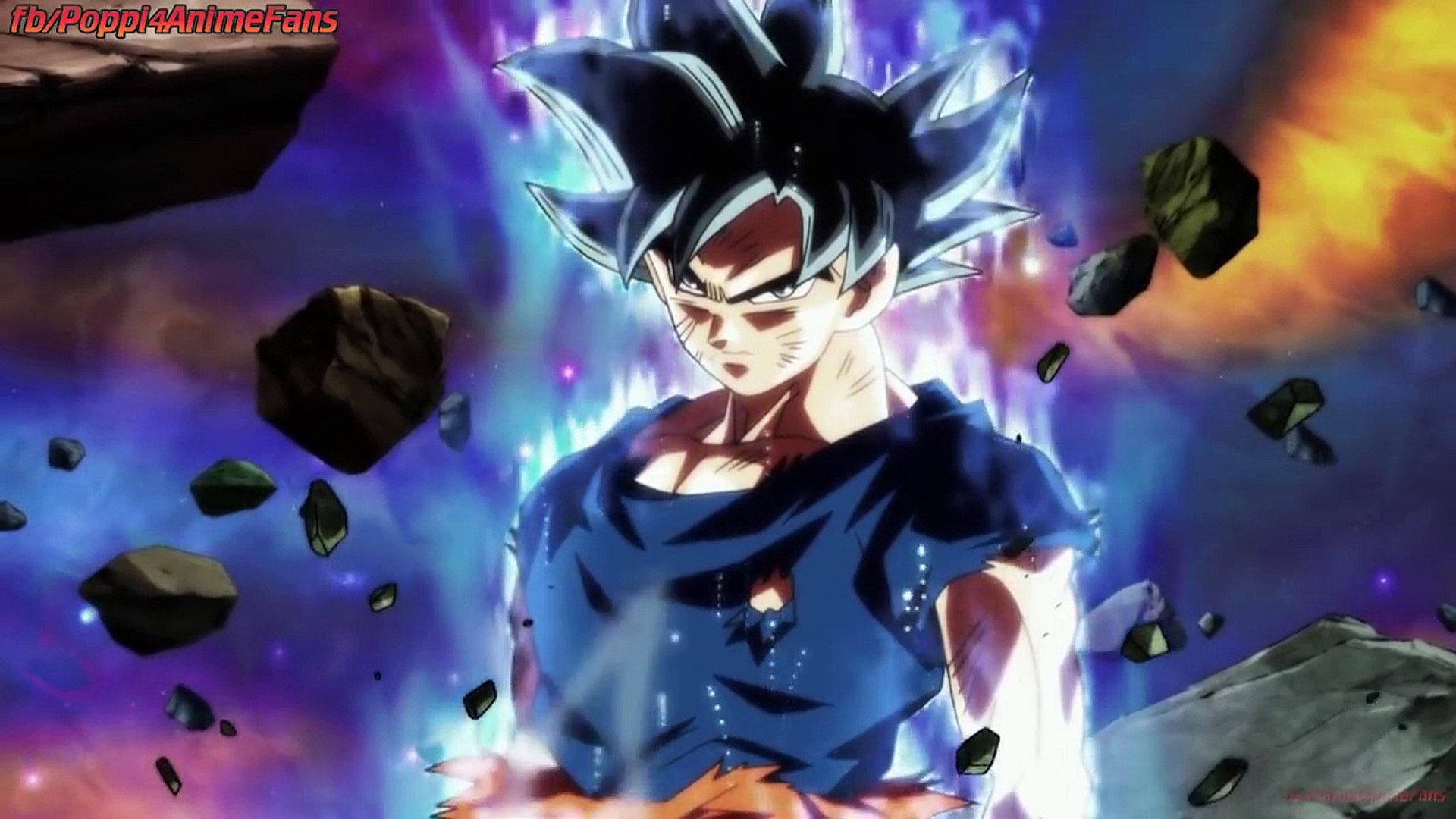 Dragon Ball Super Episode 129 New Goku Master Ultra Instinct