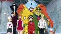 Luffy, Sanji, Nami, Chopper, Brook, Carrot New Look, luffy Meets Fire Tank Pirates, One Piece 827 HD