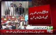 Man who threw shoe at Nawaz Sharif is arrested