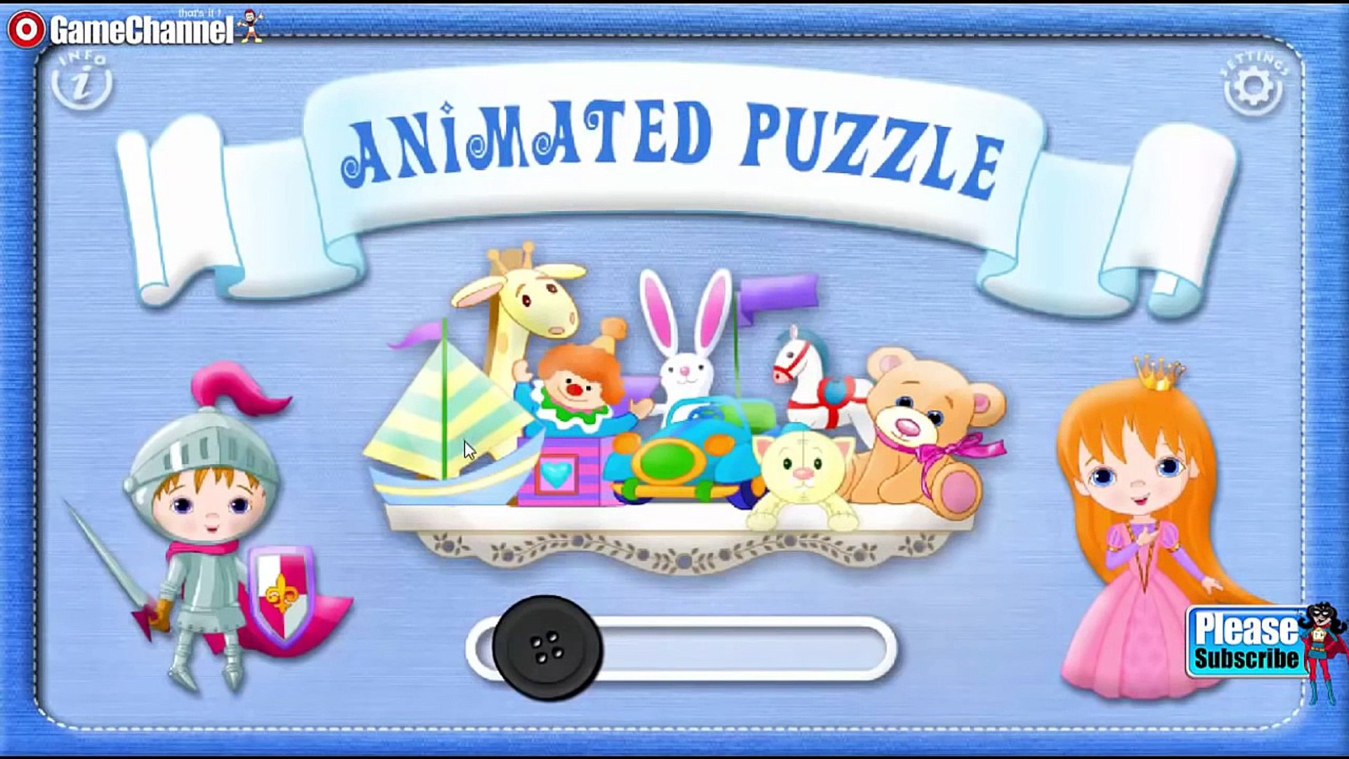 Kids Animated Puzzle Toddlers CFC s.r.o. Education Games Android Mental Developer Games For Kids