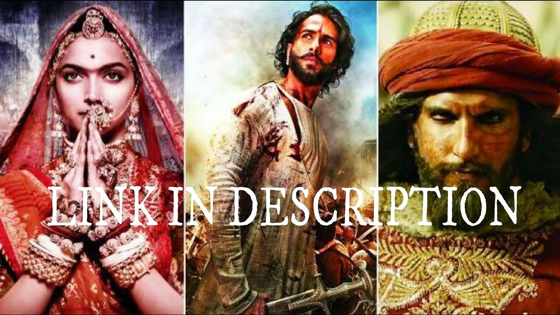 Padmavati Full Hd Movie Latest Bollywood Movies 2018 Link In Description