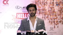 Kartik Aryan INTERVIEW and Red Carpet look at Hello Hall of Fame Red Carpet 2018