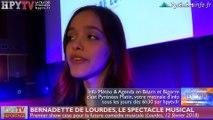 HPyTv Lourdes | Eyma sera Bernadette de Lourdes (12 fév 18)