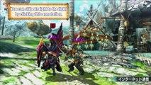 Monster Hunter Generations (X) Defy the Deviants: Deviant Uragaan