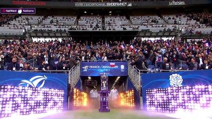 Extended Highlights France v England | NatWest 6 Nations