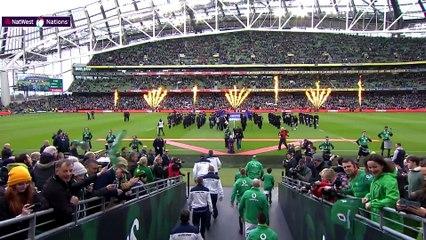 Highlights ufficiali della partita – ampia sintesi Irlanda v  Italia  NatWest 6 Nations ITALIAN