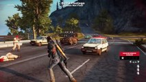 Lets Play JUST CAUSE 3 - Part 1 (Just Cause 3 Gameplay)
