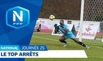 Le Top Arrêts (J25)