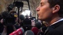 Procès du groupe de Tarnac: l'avocat de Julien Coupat dénonce l'attitude de Michèle Alliot-Marie