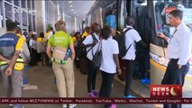 Rio Olympics: IOC's first refugee team arrives in Rio