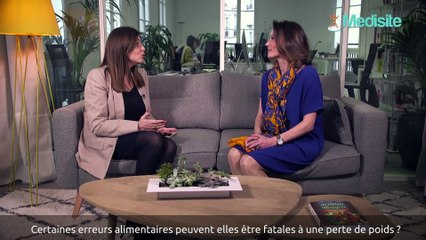 Interview de Véronique Liesse
