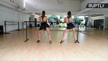 Colombian Twins Create Viral Ballet-Latin Dance Fusion