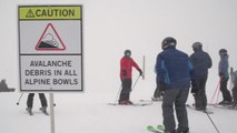 How Whistler's ski patrol keeps avalanches at bay