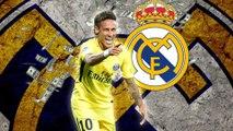 يورو بيبرز: اندية مانشستر تنافس ريال مدريد على ضم نيمار