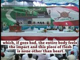 Training Of Inner: Needs And Importance [ By: His Excellency Sahibzada Sultan Ahmad Ali Sb ]