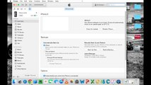 How to backup iPhone with iTunes & How to Restore iPhone with iTunes