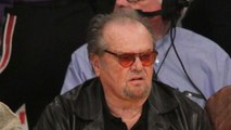 Jack Nicholson Had to Show Ticket for Lakers Game?