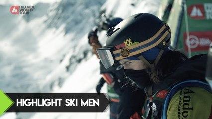 Highlight Ski Men - FWT18 Vallnord-Arcalís Andorra | Freeride World Tour 2018