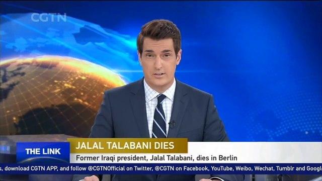 Former Iraqi president, Jalal Talabani, dies in Berlin