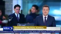 Samsung chief arrested in corruption investigation