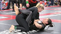 Girls Grappling:  TRIPLE FEATURE #2 •No-Gi / Gi  • Women Wrestling BJJ MMA Brazilian Jiu-Jitsu