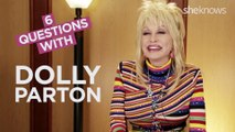 6 Questions with Dolly Parton