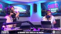 IL MANGE DES ONGLES DE PIEDS - Marion et Anne-So