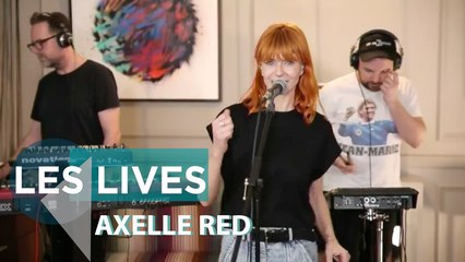 Axelle Red - Live & Interview