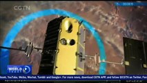 SpaceX launches 10 commercial satellites into orbit
