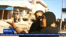 Iraqi forces take control of eastern Mosul