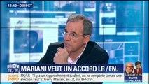 """Sans alliance, Les Républicains """"perdront les législatives et les présidentielles"""", assure Thierry Mariani"""