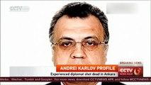 Veteran Russian diplomat Andrei Karlov shot dead in Ankara