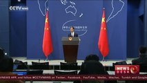 One China is political basis of China-US ties, China foreign ministry says
