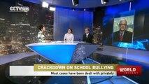 School bullying cases raise awareness