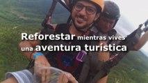 Reforestar, una aventura turística