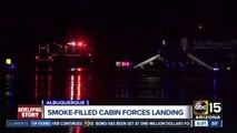 Southwest Airlines flight from Phoenix makes emergency landing