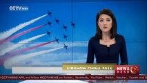 International aerobatic teams set to showcase stunts at Zhuhai air show