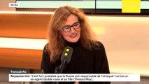 """Changement de nom du FN : """"Marine Le Pen a tout fait toute seule et elle ne l'a pas fait de manière professionnelle"""", assure le communicant Frank Tapiro"""