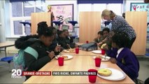 Grande-Bretagne : pays riche, enfants pauvres