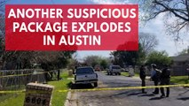 Another suspicious package explodes killing two more in Austin