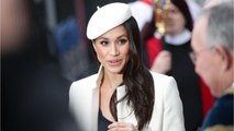 Meghan Markle Stuns at Her First Public Outing With Queen Elizabeth