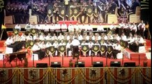 ITBP Band concert  Trombone King tune at ITBP Band Concert at Siri Fort Auditorium